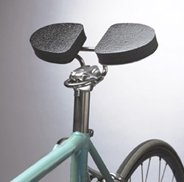 perineum massage can help reduce trauma from bicycle seats