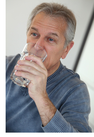 drinking plenty of pure water may help eliminate the cause of erectile dysfunction