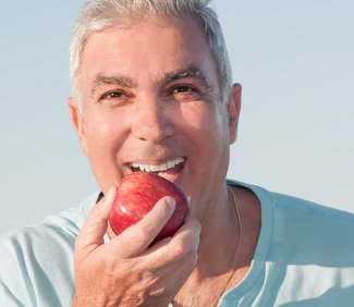 constipation can often be overcome with apples