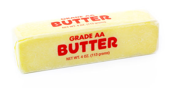 butter is healthy food