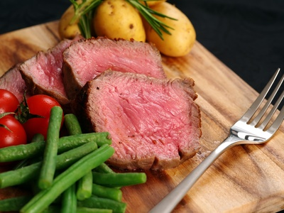 red meat is healthy for your prostate gland