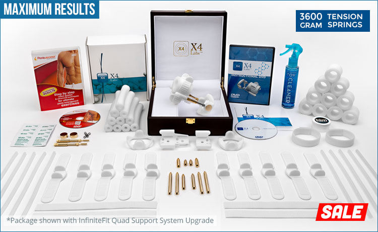 natural male enhancement kit from x4 labs