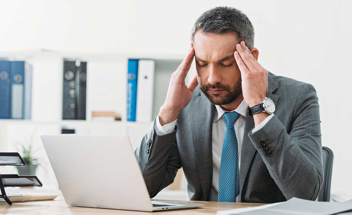 migraine headaches and prostate problems