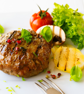 primitive diet starts with good healthy red meat
