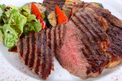 red meat is healthy natural human food and healthy for the prostate