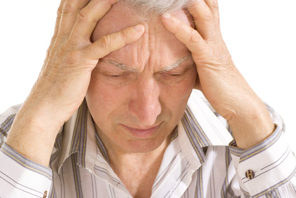is stress killing your prostate gland
